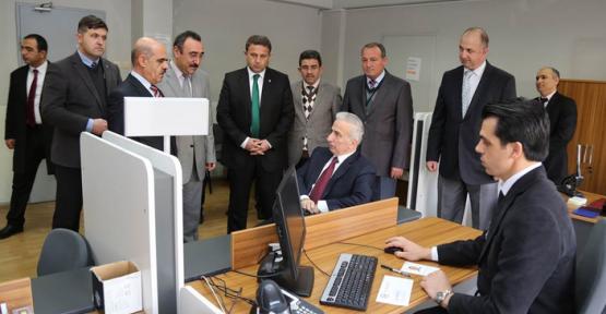 Yeni Kimlik Kartları Kayseri'de 2 Ocak 2017  de dağıtılmaya başlanacak
