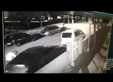 Kamu Araçları Kundaklandı